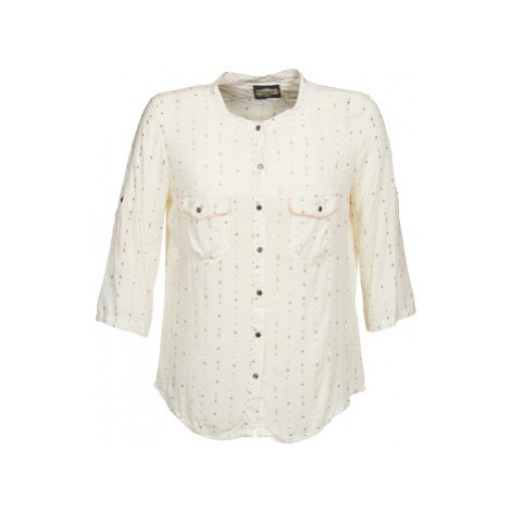 Kaporal DILOU women's Shirt in Beige
