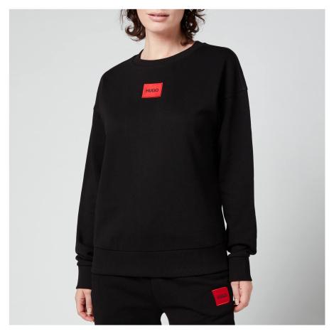 HUGO Women's Nakira Red Label Sweatshirt - Black Hugo Boss