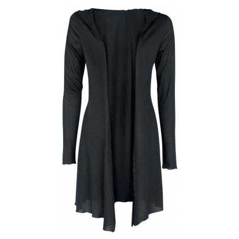 Forplay - Overlay Hood - Girls' cardigan - black