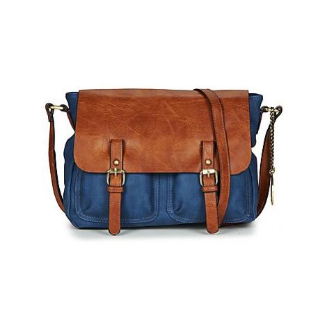 Moony Mood TINA women's Shoulder Bag in Blue