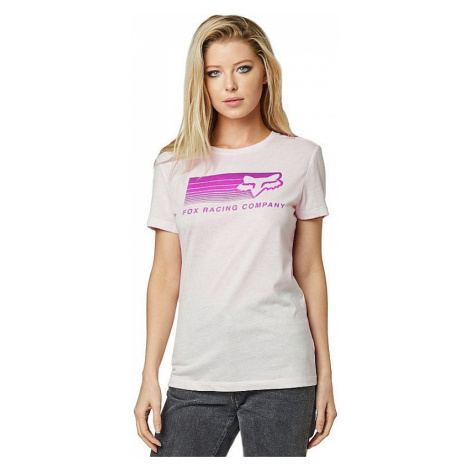 T-Shirt Fox Drifter - Light Pink - women´s