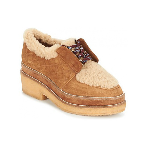 Castaner NEIJANG women's Casual Shoes in Brown Castañer