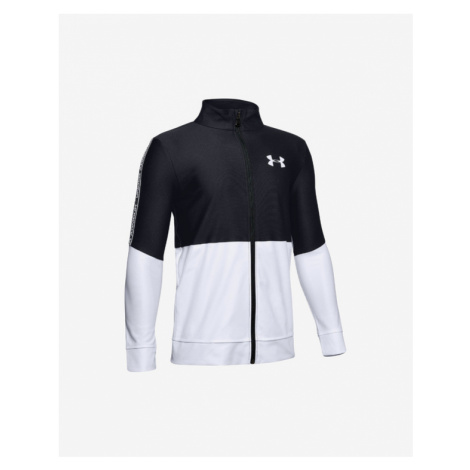 Under Armour Prototype Kids jacket Black White