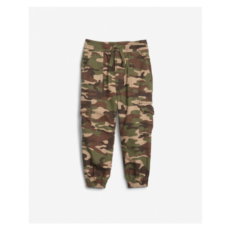 GAP Kids Joggings Green Brown