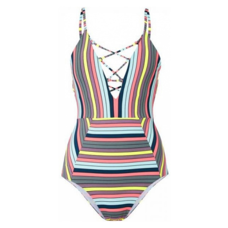 O'Neill PW JESI MIX SWIMSUIT black - Women's one-piece swimsuit