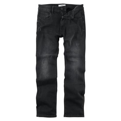 Produkt - Skinny Jeans P-148 - Jeans - black