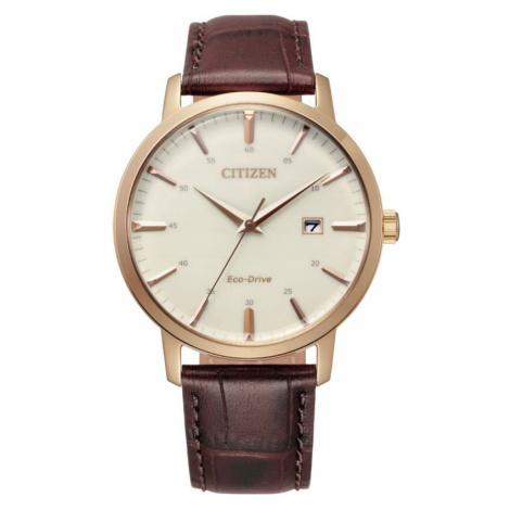 Gents Citizen Classic Three Hand Watch