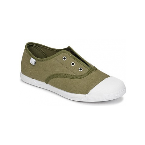 Citrouille et Compagnie RIVIALELLE girls's Children's Shoes (Trainers) in Green