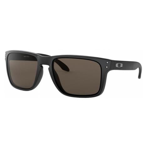 Oakley Man OO9417 Holbrook™ XL - Frame color: Black, Lens color: Grey-Black, Size 59-18/137