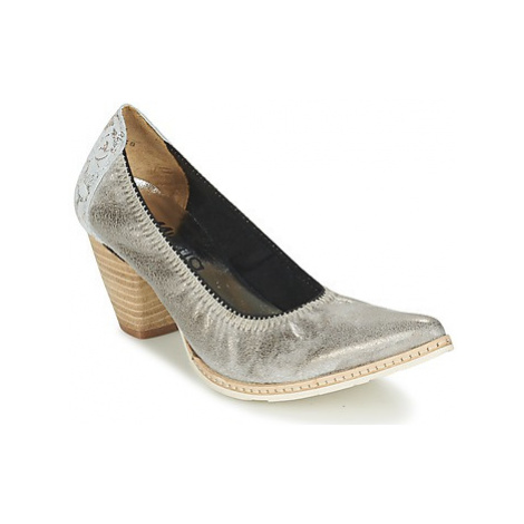 Myma DELRIA women's Court Shoes in Silver
