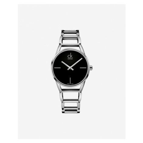 Calvin Klein Stately Watches Silver