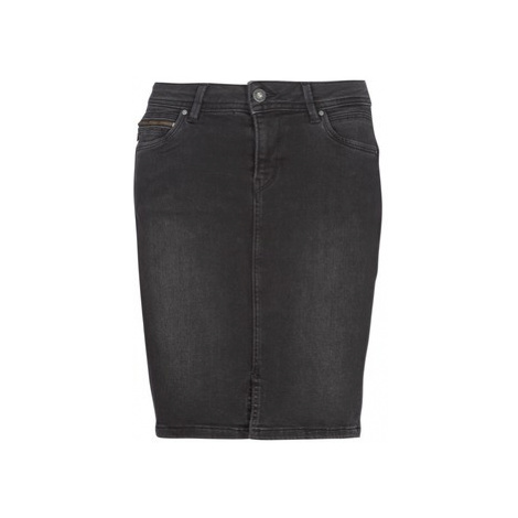 Pepe jeans TAYLOR women's Skirt in Black