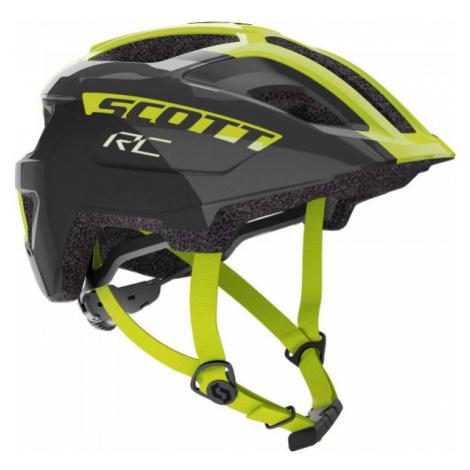 Scott SPUNTO JR black - Children's bicycle helmet