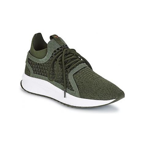 Puma TSUGI NETFIT V2 EVOKNIT.FO men's Shoes (Trainers) in Kaki
