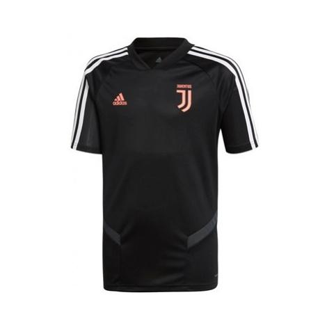 Juventus Training Jersey - Black - Kids Adidas