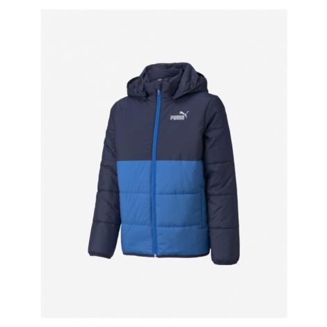 Puma CB Padded kids Jacket Blue