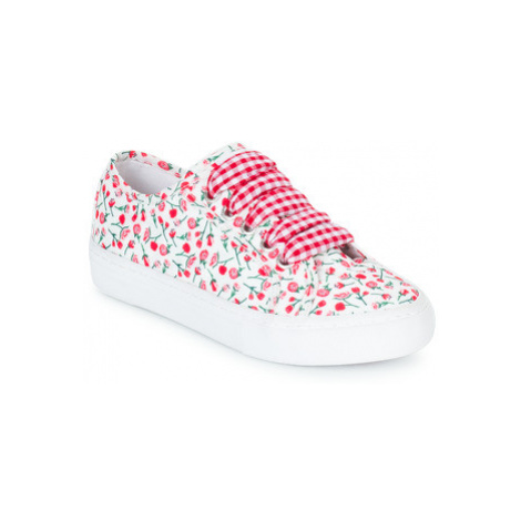 Gioseppo ARGEGNO girls's Children's Shoes (Trainers) in White