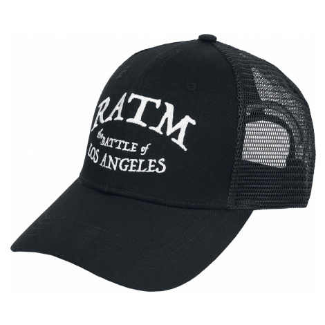 Rage Against The Machine - Battle Star - Trucker Cap - Trucker cap - black