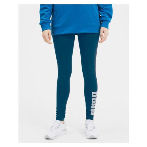 Puma Rebel Leggings Blue