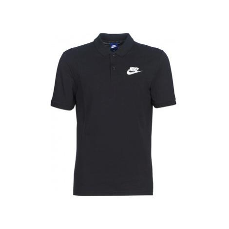 Nike POLOMLSPORT men's Polo shirt in Black
