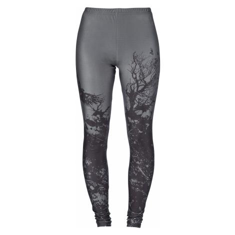 Black Premium by EMP - Built For Comfort - Leggings - grey-black