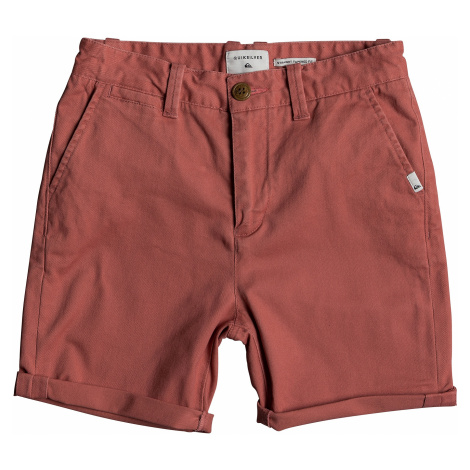 shorts Quiksilver Krandy - MMZ0/Mineral Red