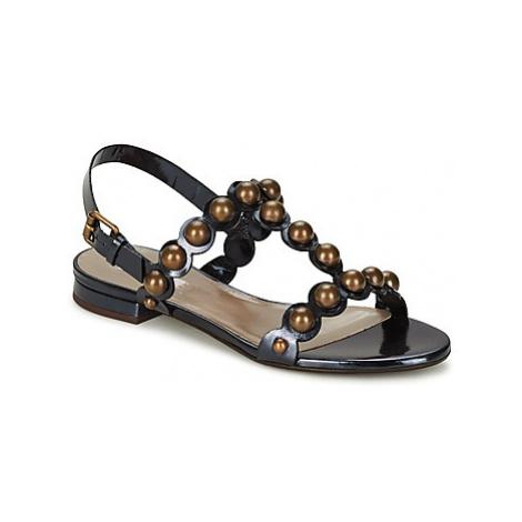 Marc Jacobs Vegetal women's Sandals in Black
