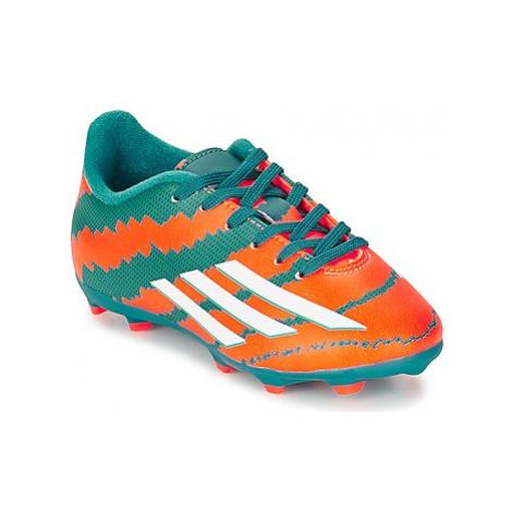 Adidas MESSI 10.3 FG J boys's Children's Football Boots in Orange