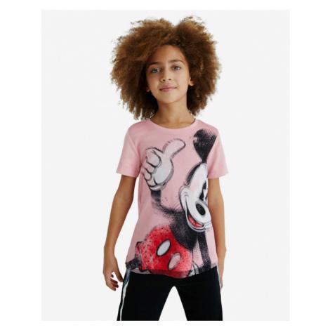 Desigual Mary Kids T-shirt Pink