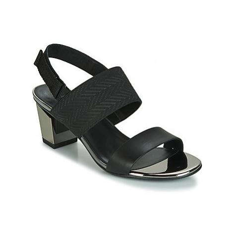 United nude LEV SANDAL MID women's Sandals in Black