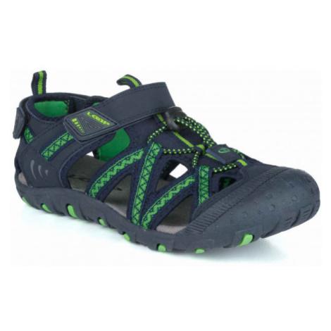 Loap DOMCA blue - Children's sandals