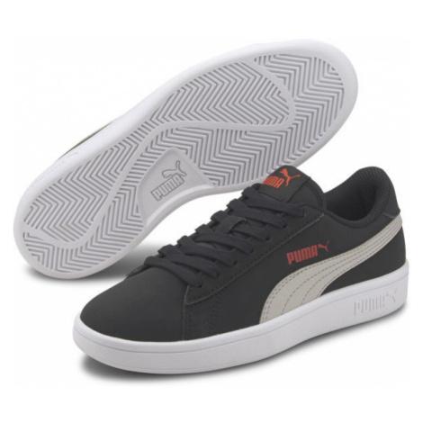 Puma SMASH V2 BUCK JR black - Kids' walking shoes