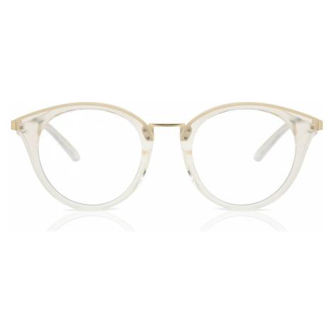 Quay Australia Sunglasses QW-000266 GOTTA RUN CLR/CLRBLT Blue Light Lens