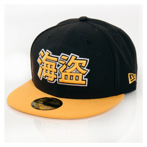 New Era Multilingual Pittsburgh Pirates Chinese Team Cap