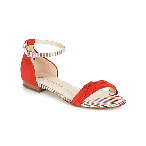 Peter Kaiser OSA women's Sandals in Red