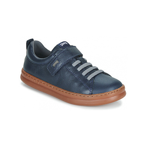 Camper RUNNER boys's Children's Shoes (Trainers) in Blue