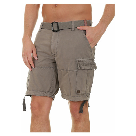 shorts Husky Ropy - Dark Stone - men´s