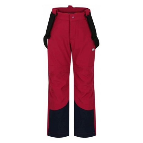 Pink girls' sports trousers