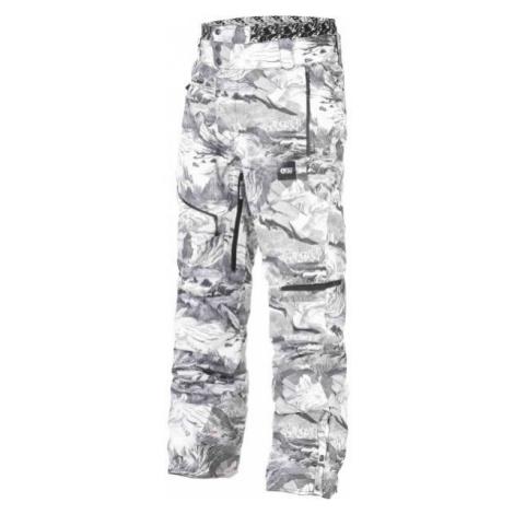 Picture TRACK white - Men's winter trousers