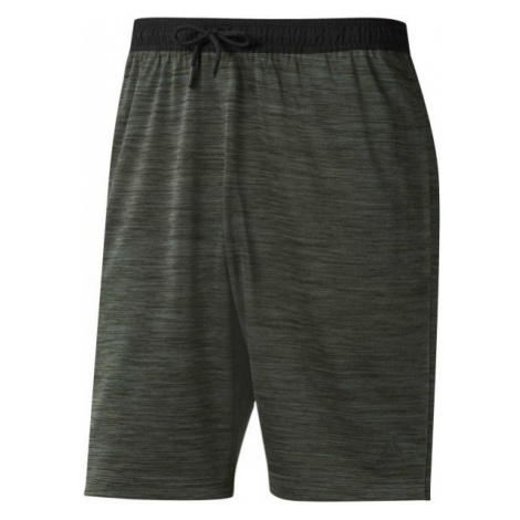 Reebok WORKOUT READY KNIT SHORT grey - Men's shorts