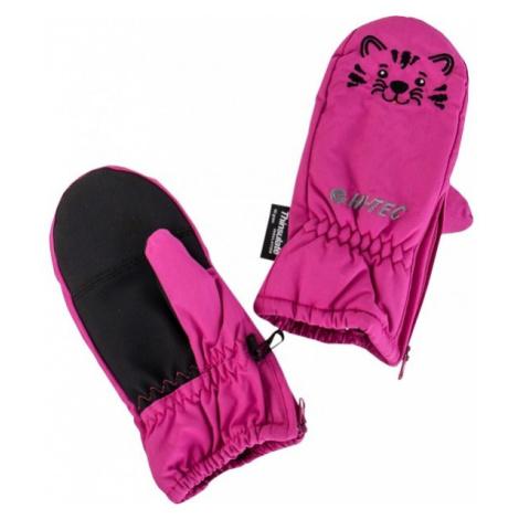 Hi-Tec NOIDI pink - Kids' gloves