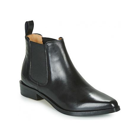 Melvin Hamilton MARLIN women's Mid Boots in Black Melvin & Hamilton