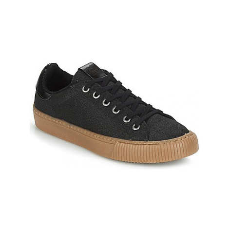 Victoria DEPORTIVO METALIZADO women's Shoes (Trainers) in Black
