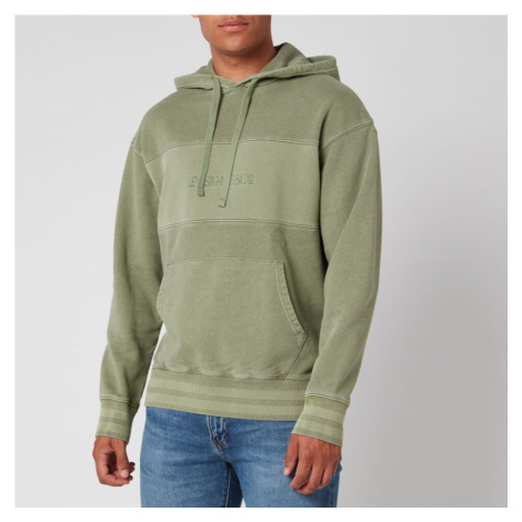 Levi's Men's Relaxed Fit Novelty Hoodie - Green Levi´s