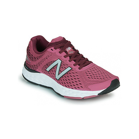 New Balance 680 women's Shoes (Trainers) in Pink