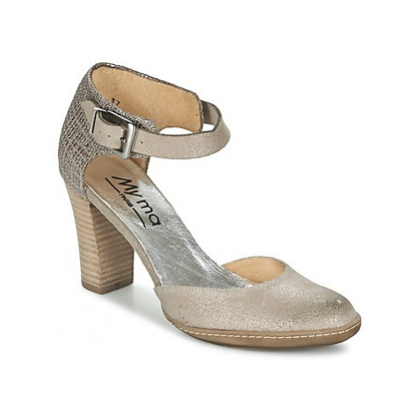 Myma VICTA women's Court Shoes in Grey
