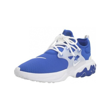 Nike REACT PRESTO men's Shoes (Trainers) in Blue