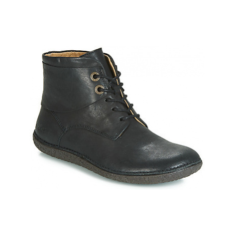 Kickers HOBBYTWO women's Mid Boots in Black