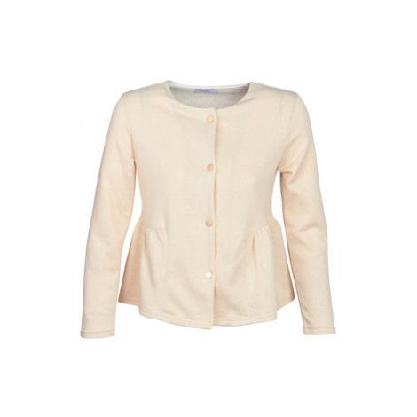 Betty London KARAK women's Jacket in Beige