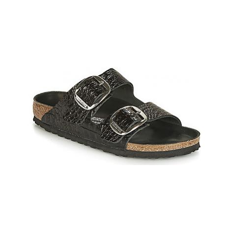 Birkenstock ARIZONA BIG BUCKLE women's Mules / Casual Shoes in Black